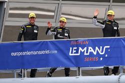 GTE second place #77 Christian Ried / Marc Lieb / Marvin Dienst PROTON COMPETITION D Porsche 911 RSR