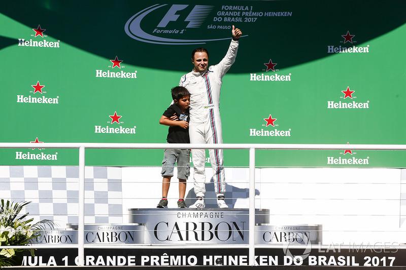 Formule 1 GP du Brésil - Les 25 meilleures photos de la course