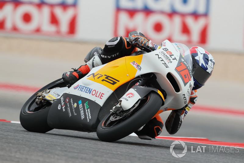 Joe Roberts, RW Racing GP