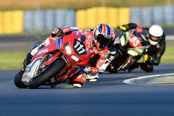 #111 Honda: Grégory Leblanc
