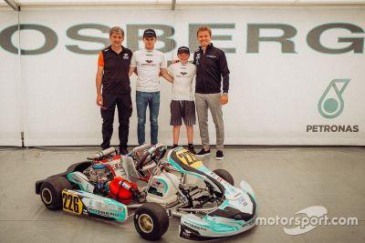 Академия молодых гонщиков Нико Росберга