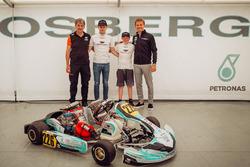 Nico Rosberg presenta la Rosberg Young Driver Academy