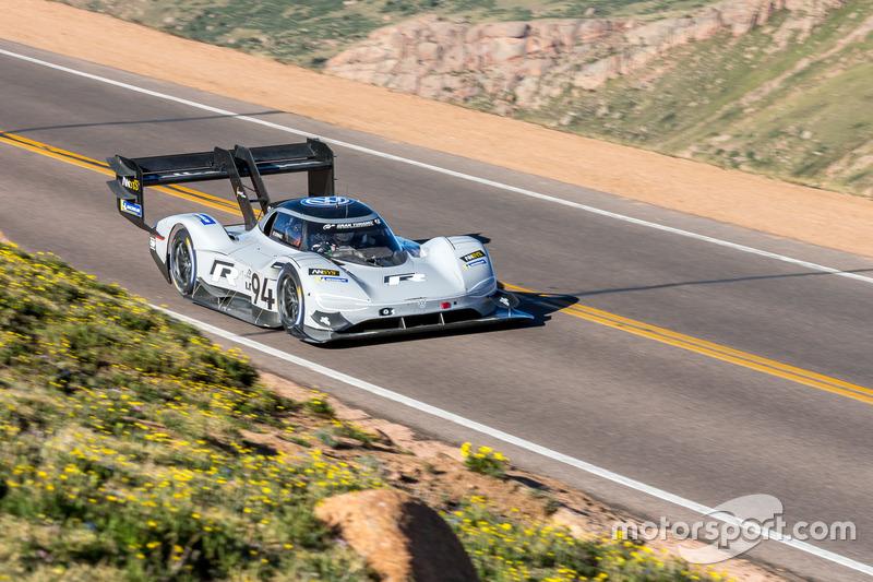 Romain Dumas, Peak94 Volkswagen ID R Pikes Peak