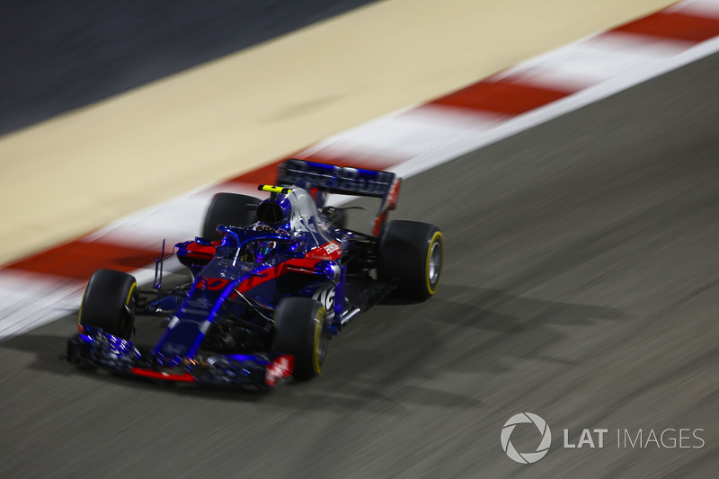 Pierre Gasly - Toro Rosso (2018)