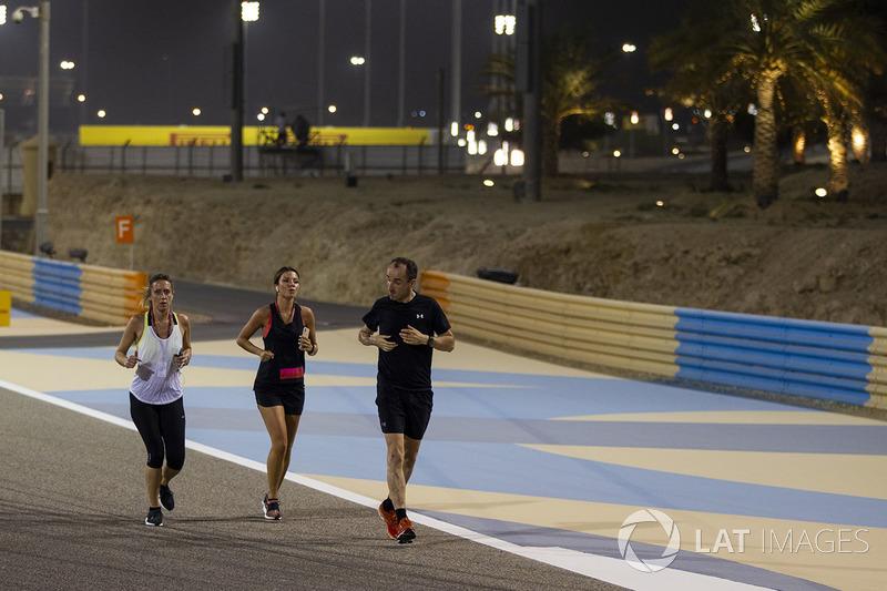 Robert Kubica, Williams corre por la pista
