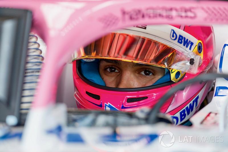 11. Естебан Окон, Force India — 29