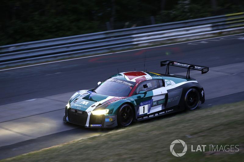 #1 Land Motorsport (Audi R8 LMS)