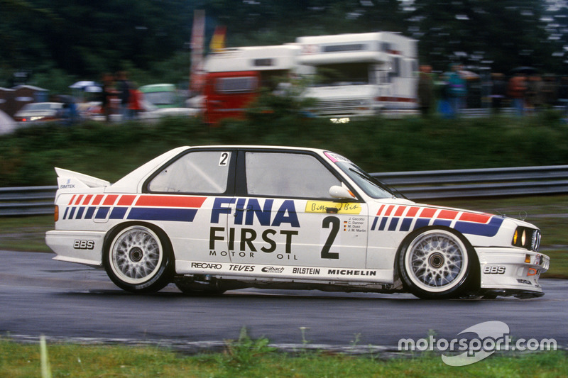 1992:  Джонни Чекотто, Кристиан Даннер, Жан-Мишель Мартен, Марк Дюэз – BMW M3 Evo 2