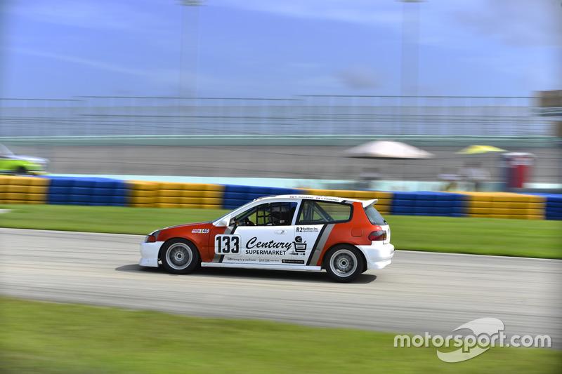 133 Mp4c Honda Civic Juan Paulino J A Motorsports