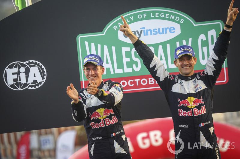 WRC: Себастьян Ож'є (Франція), Жюльєн Інграссія (Франція)