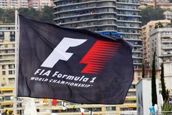 Гран При Монако и флаг FIA