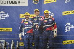 Подиум: #32 SMP Racing BR 01 Nissan: Андреас Вирт, Стефано Колетти, Виталий Петров