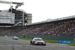 Marco Wittmann, BMW Team RMG, BMW M4 DTM and Edoardo Mortara, Audi Sport Team Abt Sportsline, Audi RS 5 DTM