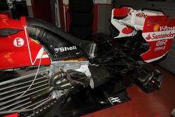 V10 Ferrari, dettaglio