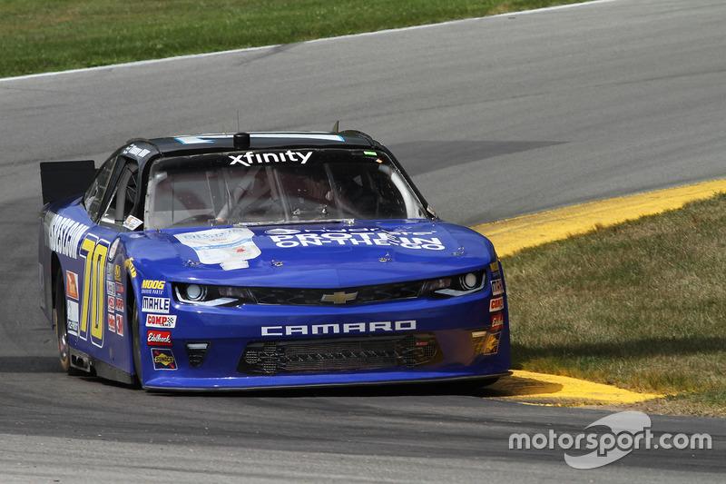 Timmy Hill, Chevrolet