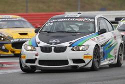 #128 Allied Racing BMW M3 GT4: Jan Kasperlik, Dietmar Lackinger