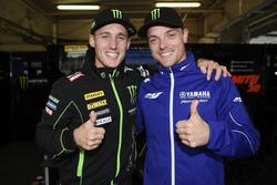Пол Еспаргаро та Алекс Лоус, Tech 3 Yamaha