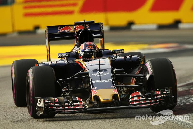 7º: Daniil Kvyat, Scuderia Toro Rosso STR11