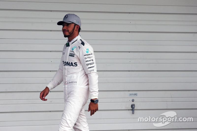 Bevestigd: Lewis Hamilton
