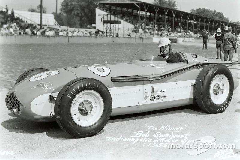 Bob Sweikert: Indy 500 1955