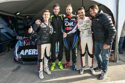 Esteban Gini, Nero53 Racing Torino, Martin Ponte, Nero53 Racing Dodge and Federico Paoloni and Nazar