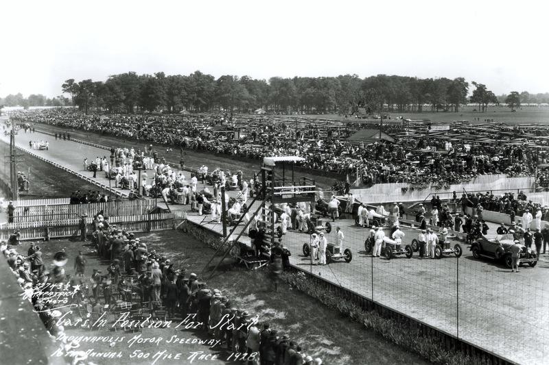 1928: Die Rickenbacker-Ära beginnt