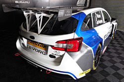 Новий Team BMR Subaru Levorg GT