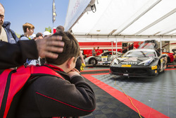 #14 Ferrari of Newport Beach Ferrari 458: Brent Lawrence
