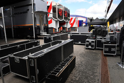 McLaren freight