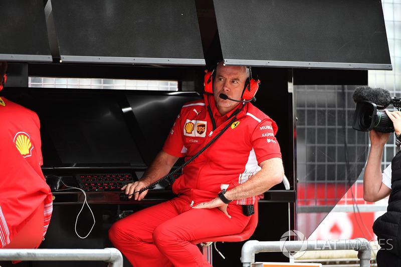 Clear masih belum secara eksplisit meminta Raikkonen membiarkan Vettel lewat