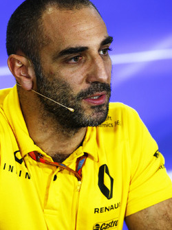 Cyril Abiteboul, director Renault Sport F1 Team