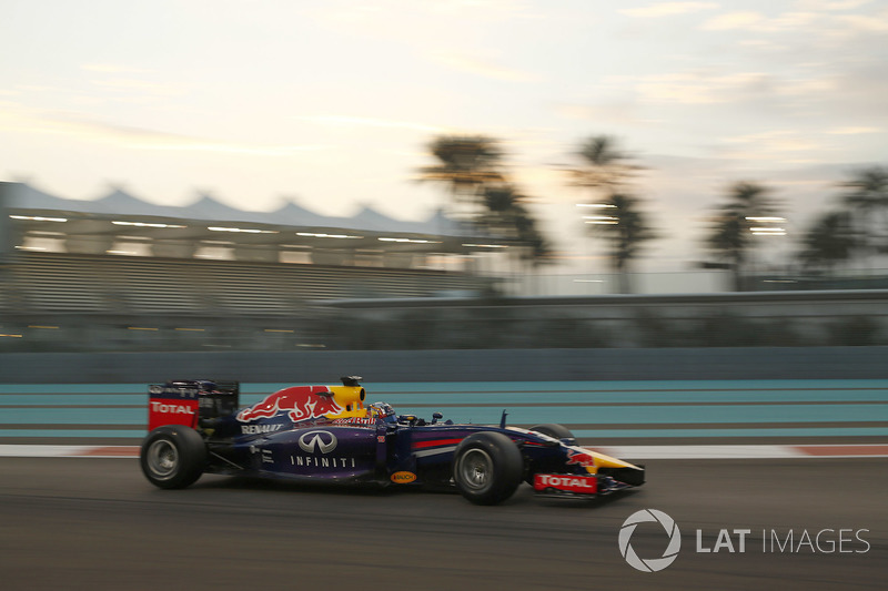 2014: Red Bull Racing RB10 (Test)