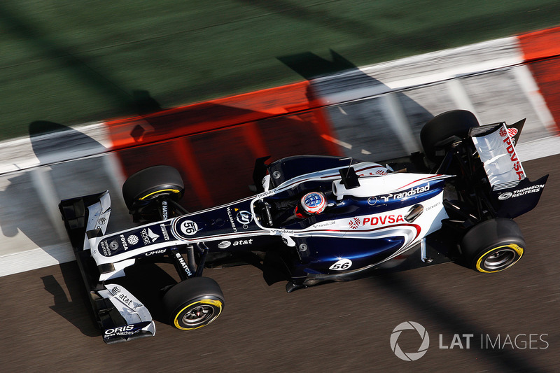2011 : Williams-Cosworth FW33