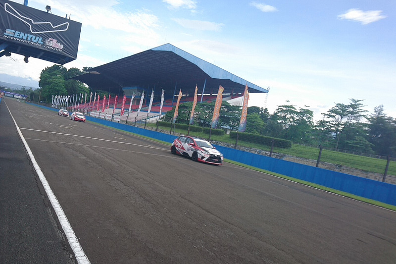 Demas Agil, Toyota Team Indonesia, Alvin Bahar, Honda Racing Indonesia, Alinka Hardianti, Toyota Team Indonesia
