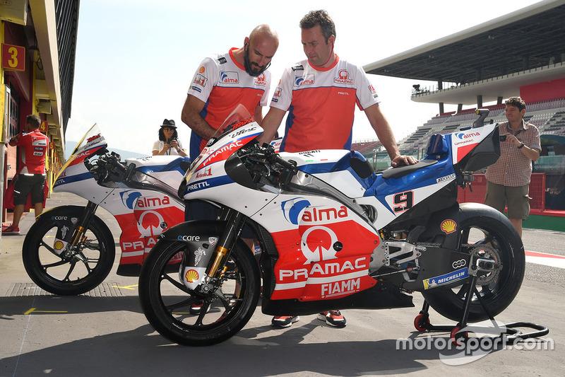 Мотоцикли Pramac Racing