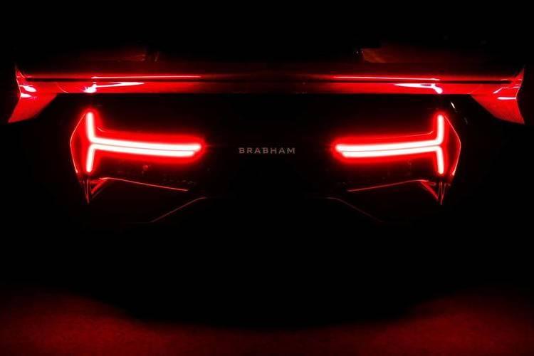 Autó F1-technológia és szívó V8-as motor lesz a Brabham BT62 sportkocsiban