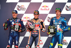 Top3 Qualifying: 1. Marc Marquez, Repsol Honda Team; 2. Maverick Viñales, Yamaha Factory Racing; 3. Andrea Iannone, Team Suzuki MotoGP