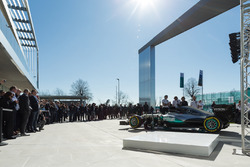 Lancering Petronas Global Research and Technology Centre