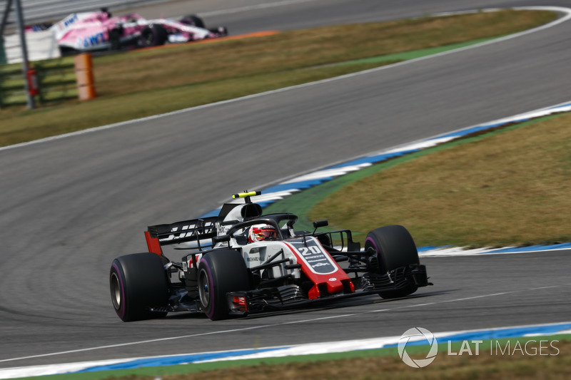 11e : Kevin Magnussen (Haas F1)