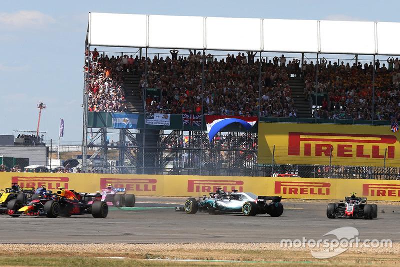 10. Grand Prix van Groot-Brittannië