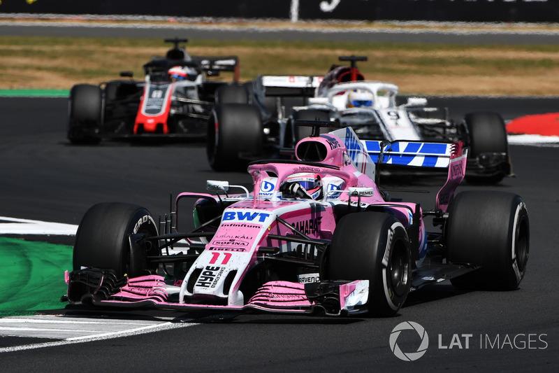 15 місце — Серхіо Перес (Мексика, Force India) — коефіцієнт 2001,00