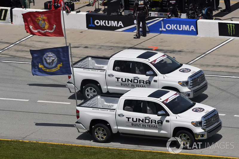 Tundra Pace Vehicles