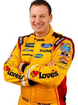 Michael McDowell, Front Row Motorsports Ford