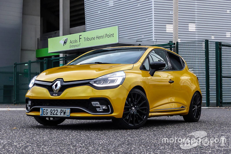 Renault Clio 4 RS Trophy