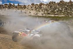#303 Peugeot Sport Peugeot 3008 DKR: Carlos Sainz, Lucas Cruz