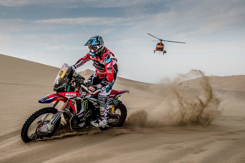 #20 Monster Energy Honda Team Honda: Ricky Brabec