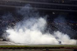Ganador de la carrera Johnny Sauter, GMS Racing Chevrolet