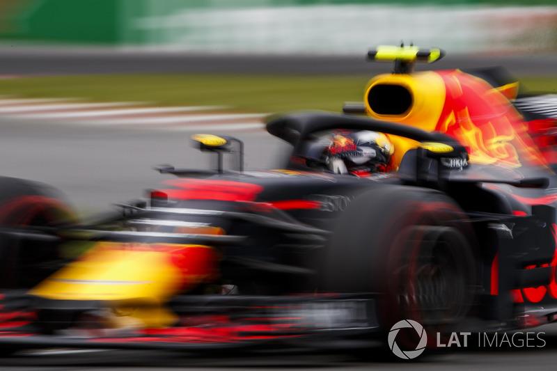 Hızlı tur son anda Verstappen'in oldu