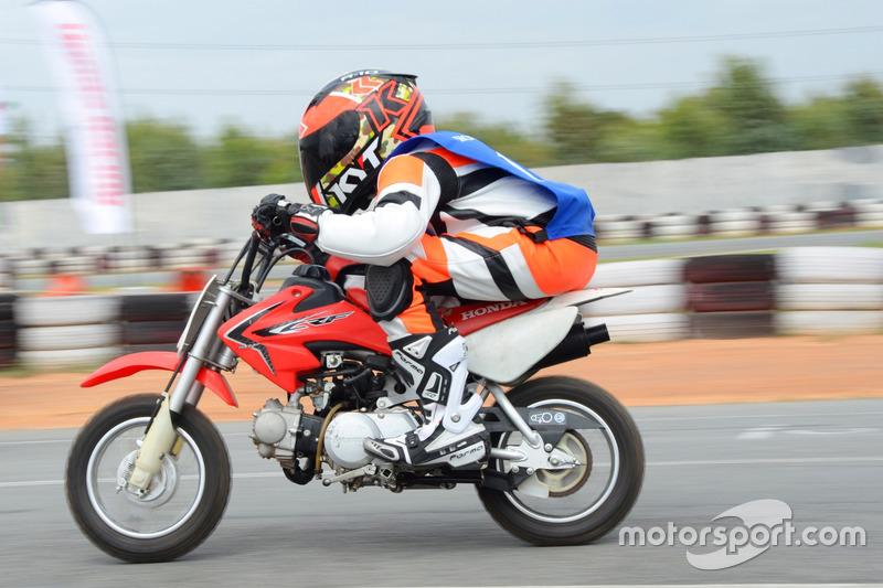 Participant tests on 50cc