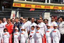 Drivers and grid kids